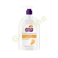 Farmec Sensitive Folyékony szappan