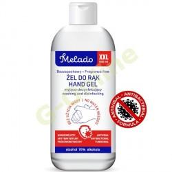 Kézfertőtlenítő gél - 500 ml