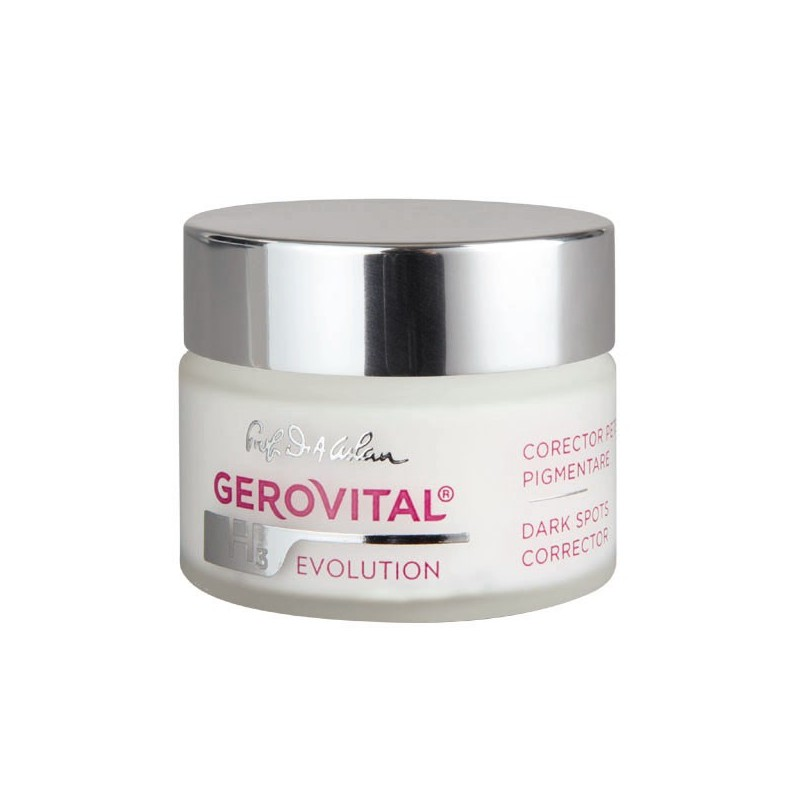 Gerovital H3 Evolution Whitening Cream Dark Spots Corrector