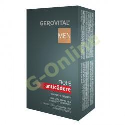 Gerovital MEN Intenzív kezelés hajhullás ellen férfiaknak