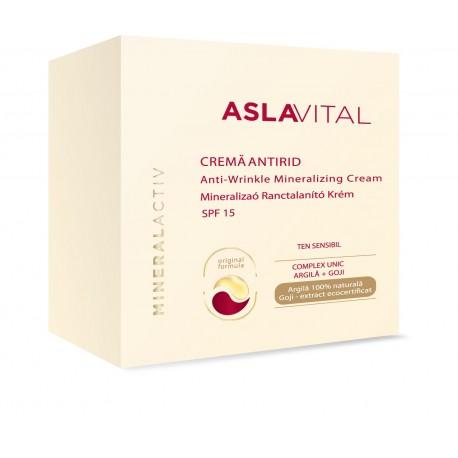 Anti-wrinkle mineralizing Cream SPF10