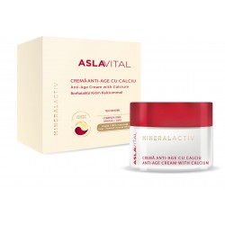 Anti-age Cream with Calcium