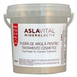 Clay Powder for Cosmetic Treatments