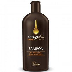 Farmec Argan Plus Keratin Shampoo