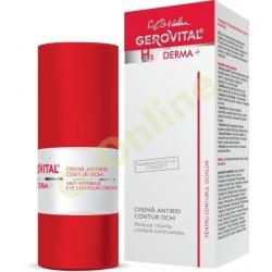 Anti- wrinkle eye contour cream