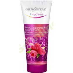 Refreshing moisturizing mask