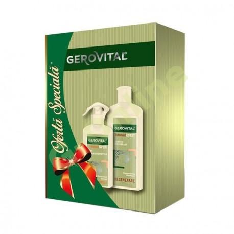 Gerovital Tratament Expert ajándékcsomag