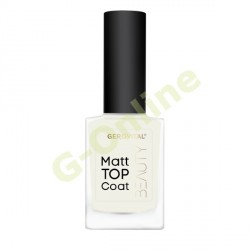 Matt Top Coat Fedőlakk