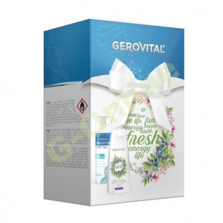 Gerovital FRESH ajándékcsomag