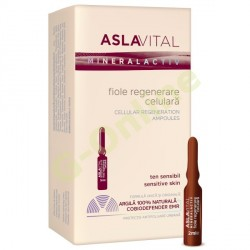 Cellular regeneration ampoules