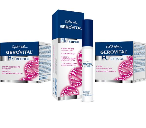 Gerovital H3 Retinol