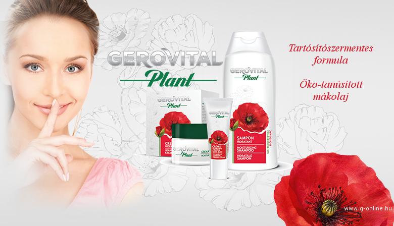 Gerovital Plant