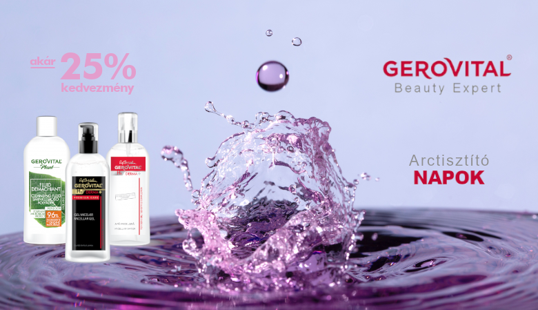 Cleansing products -25%