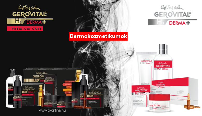Gerovital Derma+