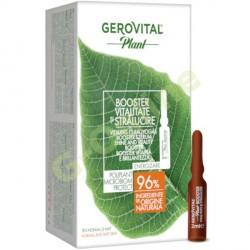 Booster szérum - vitalitás és ragyogás