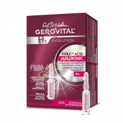 Hyaluronic acid ampoules