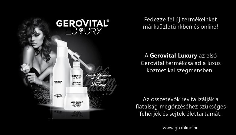 Gerovital Luxury